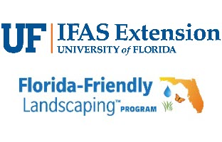 U..F I.F.A.S. Extension and Florida Friendly Landscaping Program Logo