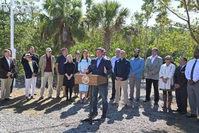 Water Policy Reforms Announcement